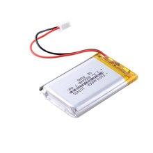 103450 2,54 маленьких пудинга, Детская обучающая история, машина, общая зарядка, 3,7 В, литий-полимерный аккумулятор, 2000 мАч батареи