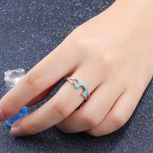 Горячая Распродажа новые стильные уникальные милые кольца с