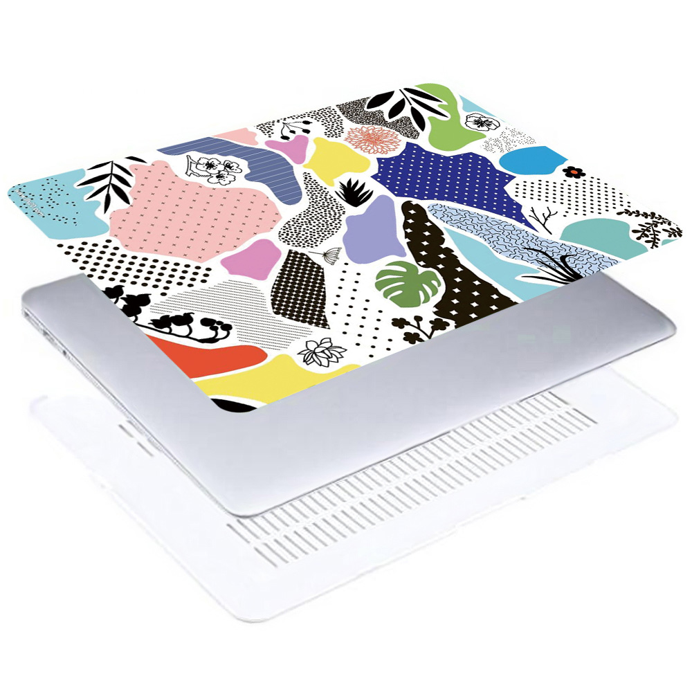 Abstract Graffiti Case for MacBook 15