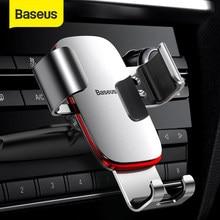 Baseus – Support de téléphone portable pour voiture, pour iPhone Xr 8 7 Plus, Xiaomi Redmi Note 7