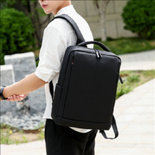 New business three piece backpack men's backpack student bag Computer Backpack Travel Bag Backpack large capacity Backpack