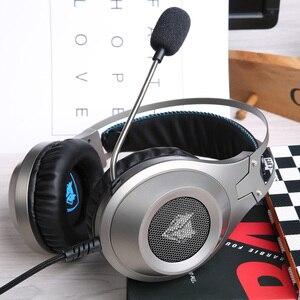 Image 4 - NUBWO N2 PS4 אוזניות בס קסדה משחקי אוזניות אוזניות עם מיקרופון מיקרופון למחשב גיימר/Nintendo מתג/חדש xbox אחד/טלפון