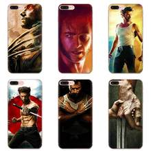 Marvel Hero Wolverine Soft TPU Covers For LG G2 G3 G4 G5 G6 G7 K4 K7 K8 K10 K12 K40 Mini Plus Stylus ThinQ 2016 2017 2018(China)