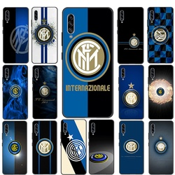 Silicone Phone Case Cover for Samsung A3 A5 A6 Plus A7 A8 A9 A2 Core A51 A71 A81 A91 A11 A21 A41 Cover Inter club