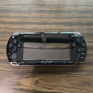 Image 2 - PSP2000 avec nouveau boîtier professionnellement rénové pour Sony psp2000portable système Console de jeu avec carte mémoire 32GB