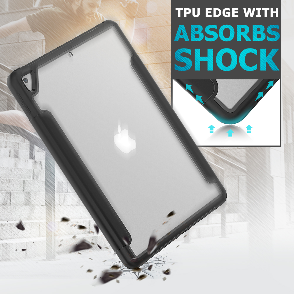 inch Smart Case Stand Auto Generation 8th For Gen 2019 Case Sleep/Wake iPad 10.2 7th