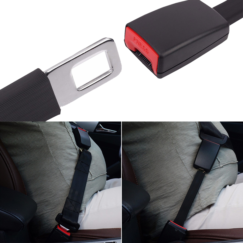 Image 4 - Universal Seat Belt Cover Car Safety Belt Extender 3 Size Seat Belt Extension Plug Buckle Seatbelt Clip Auto Accessories-in Seat Belts & Padding from Automobiles & Motorcycles