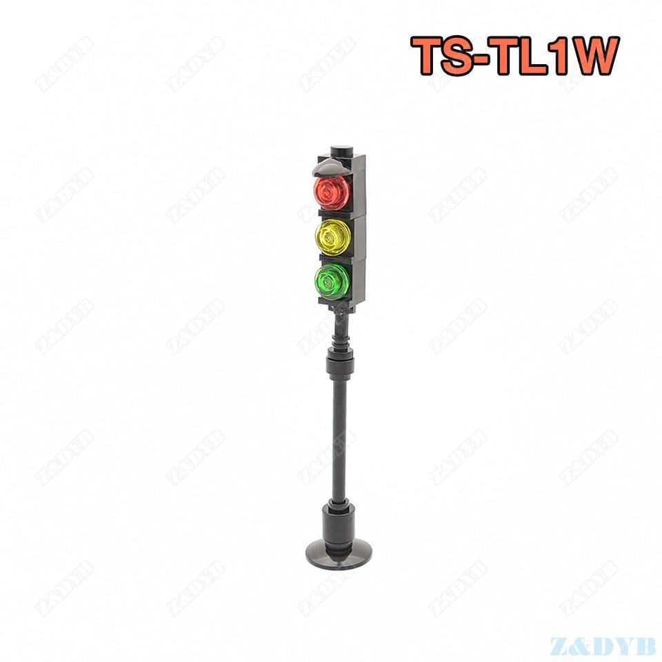 Lego City Street Parts MOC DIY YOU CHOOSE LOT Aquarium Lamps Lights Sign Traffic