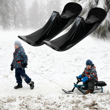 Scooter Skateboard Sled Riding Winter Ski-Childrens Horse Universal
