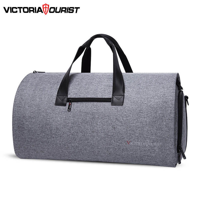 Victoriatourist Travel bag Garment bag men women Luggage bag  versatile suit package for business trip work leisureTravel Bags   -