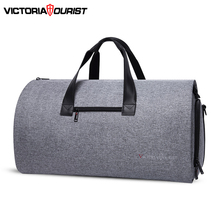 Victoriatourist Travel bag Garment bag men women Luggage bag versatile suit package for business trip work leisure