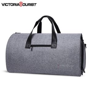 Image 1 - Victoriatourist Travel bag Garment bag men women Luggage bag versatile suit package for business trip work leisure