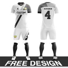 Футбольные майки на заказ с сублимационной печатью, футбольные майки для клубной команды, Футбольная форма для тренировок, костюм, футболки для футбола