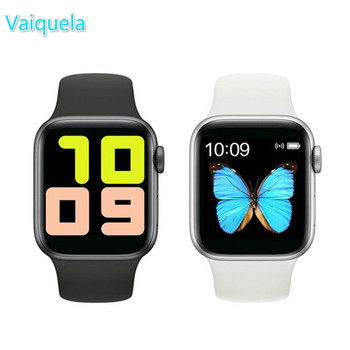 New Men Women Smartwatch Series 5 Bluetooth Call 44mm Heart Rate Monitor Blood Pressure Smart Watch for Apple Android PK IWO Max iwo12 plus smart watch for android ios phone 44mm series 5 watches men women bluetooth call heart rate smartwatch vs iwo 12 13