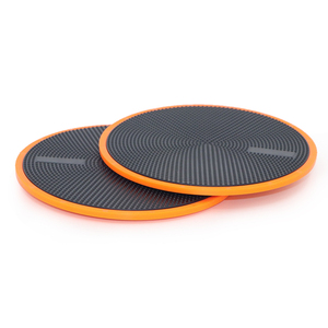 Fitness Glide Plate Sliding Disc Pads Trainers Core Slid Fitness Gliding General Coordination Slider Mat Trainers