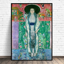 Canvas Painting Wall Artwork Artists Gustav Klimt HD Printing Poster Nordic Home Decorative Modern Living Room Modular Pictures
