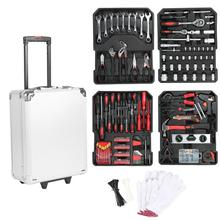 999Pcs Repair Kit Box Hand Tool Set Repair Hand Tool Kit Wit