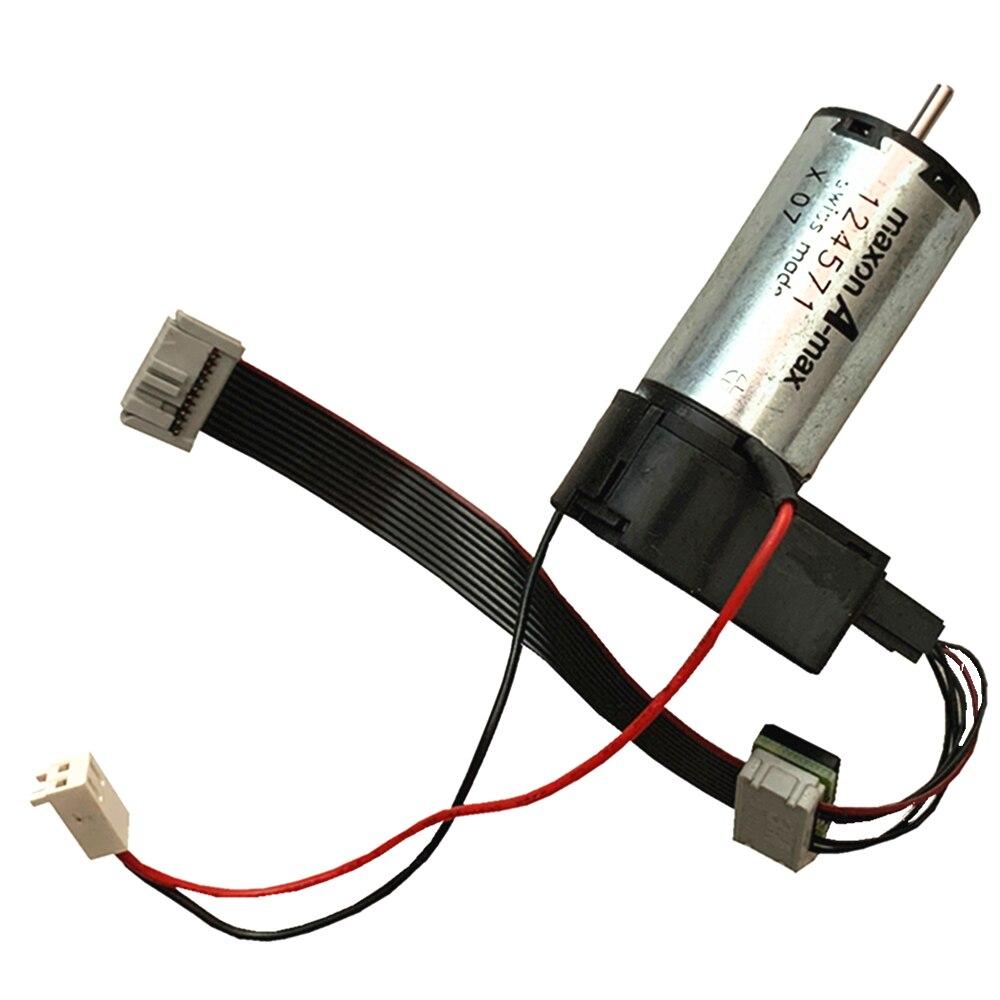 Разборка импорта Швейцария maxon A-max без сердечника высокоскоростной мотор постоянного тока 124571 RE26 с редактор