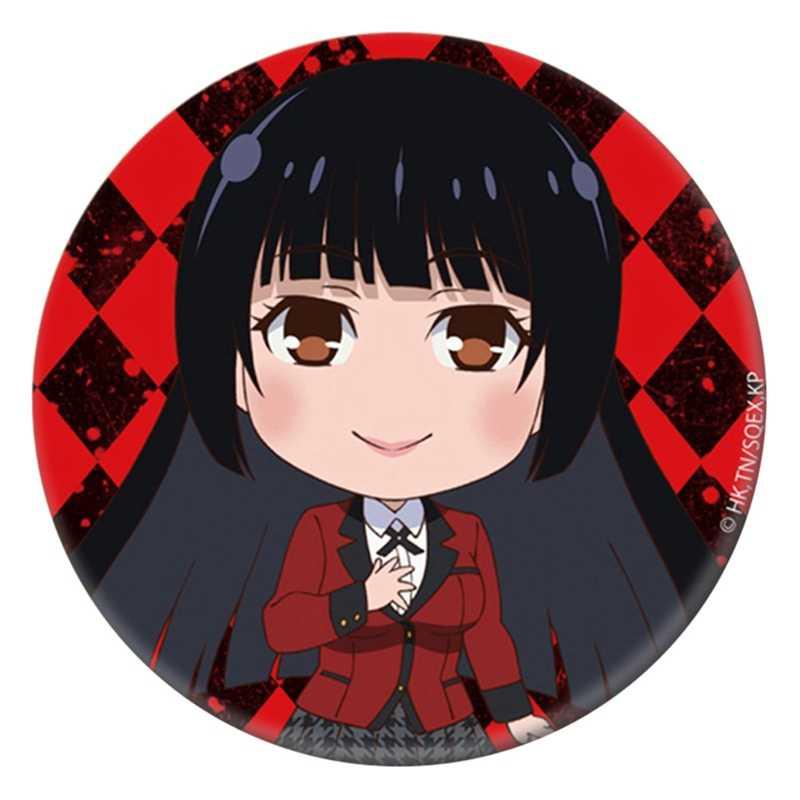 Compulsive Gambler Yumeko Jabami Bedge Badge 6pcs Kakegurui
