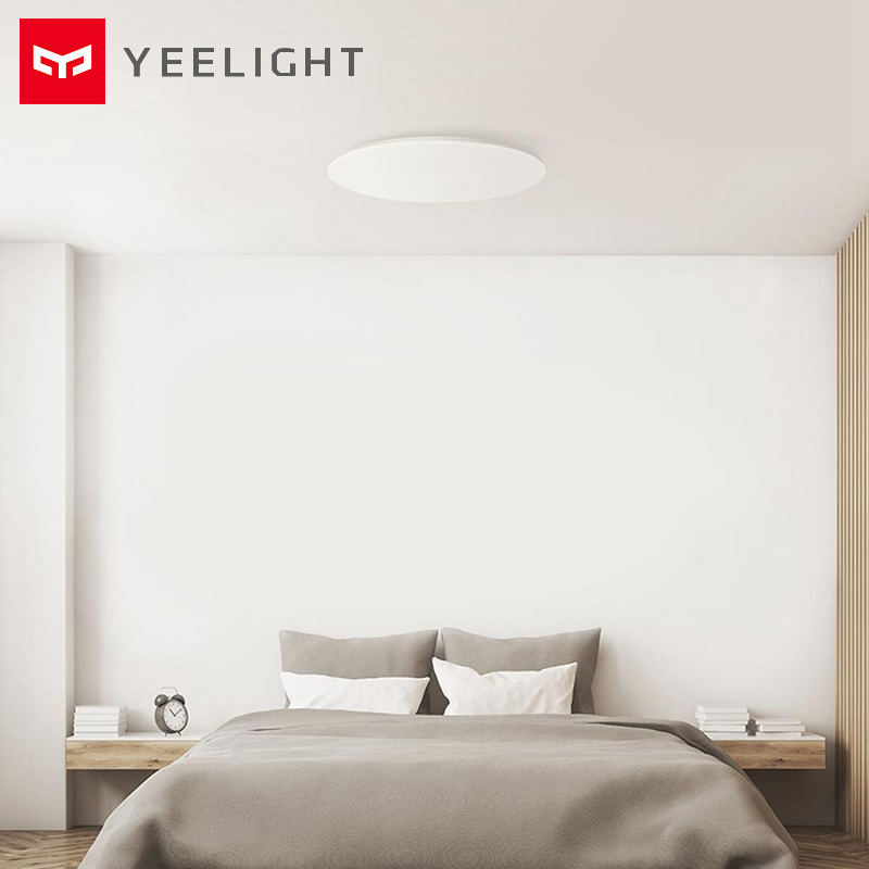 Yeelight JIAOYUE 480 Smart LED Ceiling Light With Remote Control Intelligent Lighting 200-240V 480x480x80mm Support Mijia APP