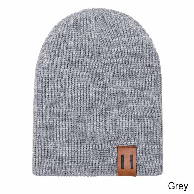 New Arrival Soft Warm Children Casual Warm Cap 4