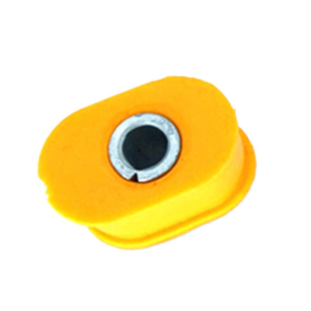 Zawias hamulca drzwi gumowe tuleje sprawdź wymiana paska dla BMW E65 E66 745i 750i 51217112443