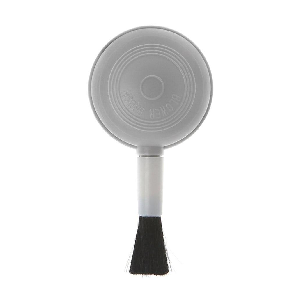 2 In 1 Camera Lens Mobile Phone Watch Air Blower Brush Multi-Function Vacuum Brush Dust Cleaning Tool