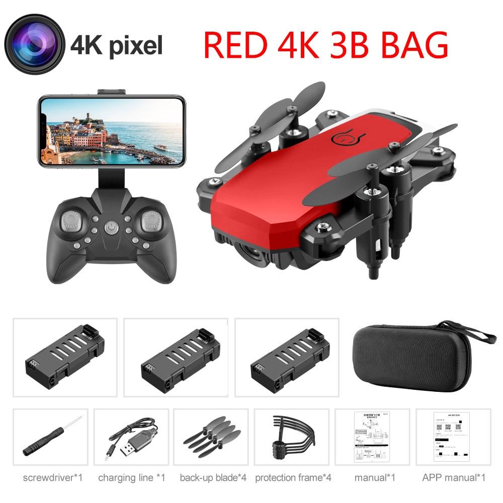 Red 4K 3B Bag