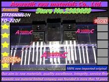 Aoweziic 2019 + 100% nieuwe geïmporteerde originele STF26NM60N 26NM60N TO220F N Channel Field Effect 600V 20A