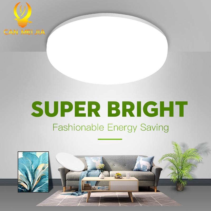 Led Ceiling Lights 220V 15W 20W 30W 50W Modern Ceiling Lamp Panel Light Lighting UFO Surface Mount For Living Room Home Kitchen