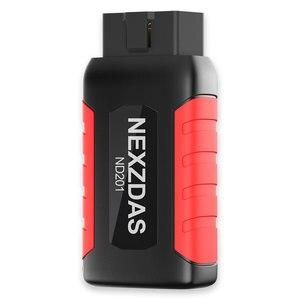 Image 2 - Humzor Nexzdas ND306/ND201 Lite Completo Del Sistema OBD2 Scanner Obd 2 Auto Scanner con Funzioni Speciali Strumento di Diagnostica Automotive