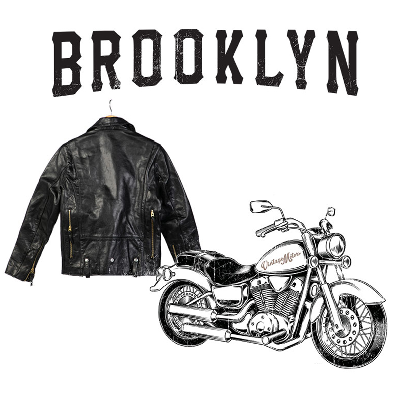 J24 Read Description! Asian Size Super Quality Genuine Horse Leather Jacket Slim Classic Horsehide Leather Rider Jacket