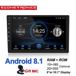 New2G+32G Android8.1 GPS Navig