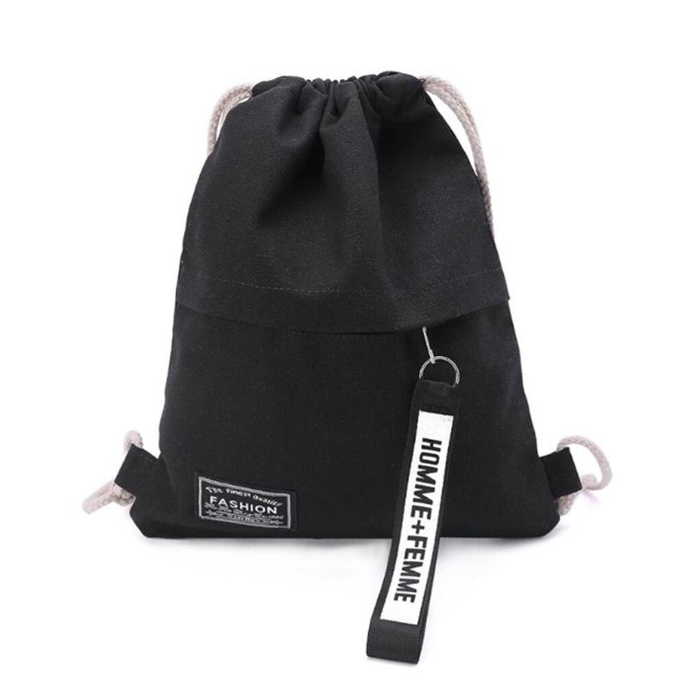 Mini Waterproof Drawstring Bag Men Women Travel Sport Fitness School Backpack Dust Shoe Cosmetic Storage Pouch Gym Running Bag