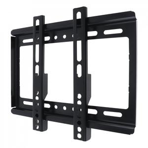 Image 5 - Universal 25KG TV Wall Mount Bracket Flat Panel TV Frame Mounts with Gradienter for 14   42 Inch LCD LED Monitor Flat Panel