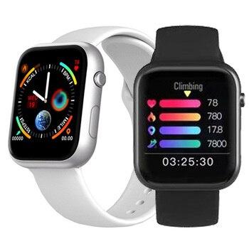 Smartwatch SX16 Heart Rate Monitor Blood Pressure Smart Watch Men Women for Apple Huawei Xiaomi Pk W34 IWO 10 IWO 9 top w34 bluetooth call smart watch ecg heart rate monitor iwo 8 lite smartwatch for android iphone xiaomi band pk iwo 8 4 iwo 10