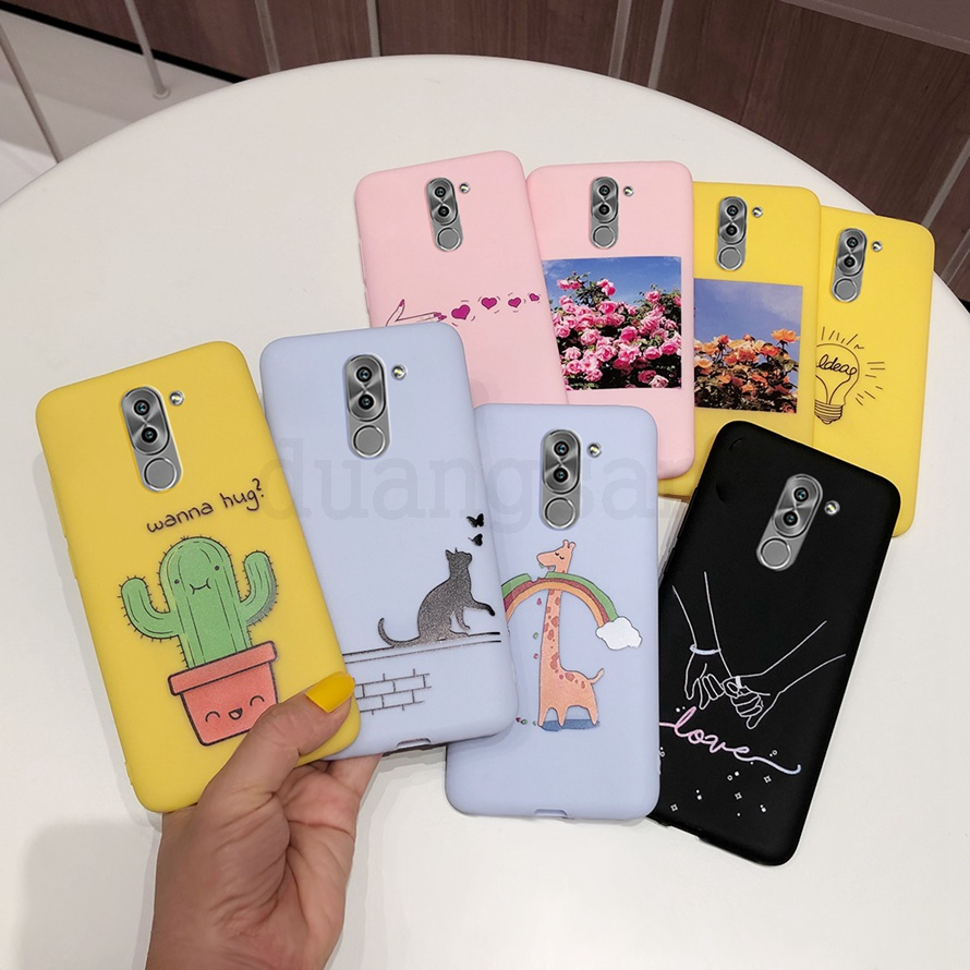 <font><b>GR</b></font> <font><b>5</b></font> <font><b>2017</b></font> Case Cover Fundas Soft Silicone Phone Back Back Cases For Huawei G R5 <font><b>2017</b></font> Fundas Coupe For Huawei <font><b>2017</b></font> GR5 Bumper image