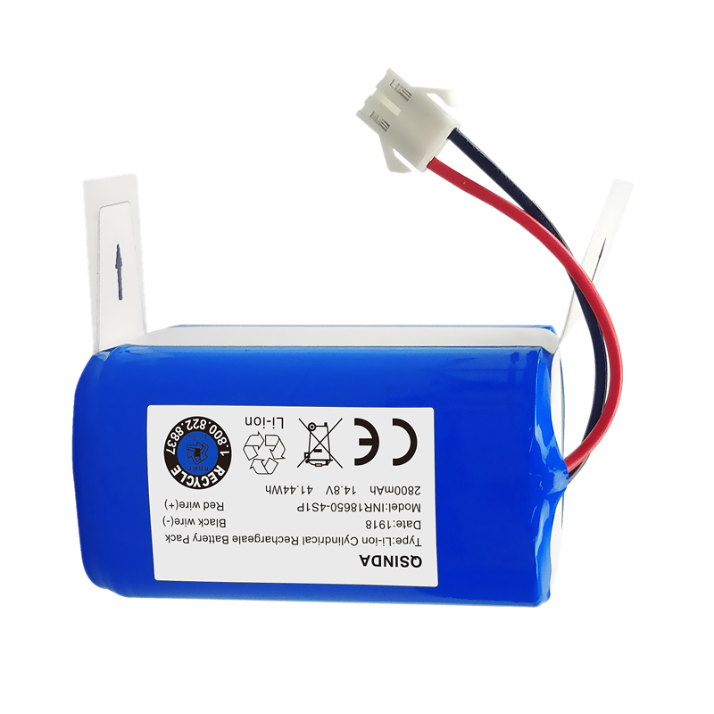 2800Mah Replacement Battery Pack For Robovac 11S, Robovac 30, Robovac 12, Robovac 35C, Robovac 11, Robovac 11C Accessory