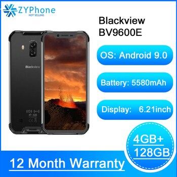 Перейти на Алиэкспресс и купить Смартфон Blackview BV9600E защищенный, Helio P70, глобальная версия, 4G мобильный телефон 6,21 дюйма, Android 9,0, 4 Гб ОЗУ, 128 Гб ПЗУ, MT6771T, 5580 мАч