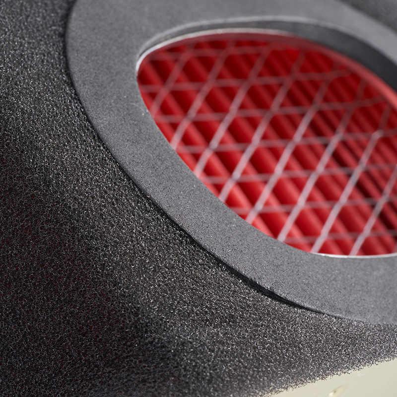 Motorfiets Luchtfilter Cleaner Foam Spons Voor Kymco GY6 125 150 152QMI 157QMJ Bromfiets Scooter Gaan Karren Taotao