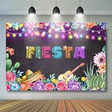 Décoration de fête d'anniversaire, motif Floral, pour la plage, la piscine, l'été
