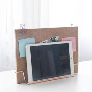 Image 2 - Naturalna wiadomość tablica korkowa ekologicznie Memo tablica ogłoszeń ogłoszeń wyświetlacz dostawa fototapeta Home Decor