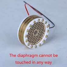 34mm Microphone Large Diaphragm Cartridge Core Capsule for Condenser Mic Head