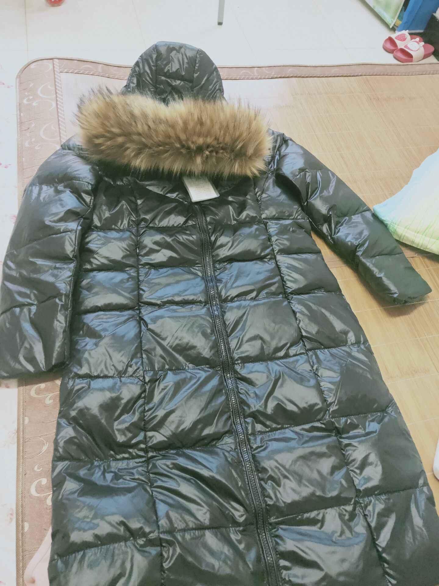 冬の女性のダウンコート大サイズ 6XL ファッションオーバーコート女性大毛皮の襟パーカー女性トップス厚い 90% ホワイトダックダウンコート