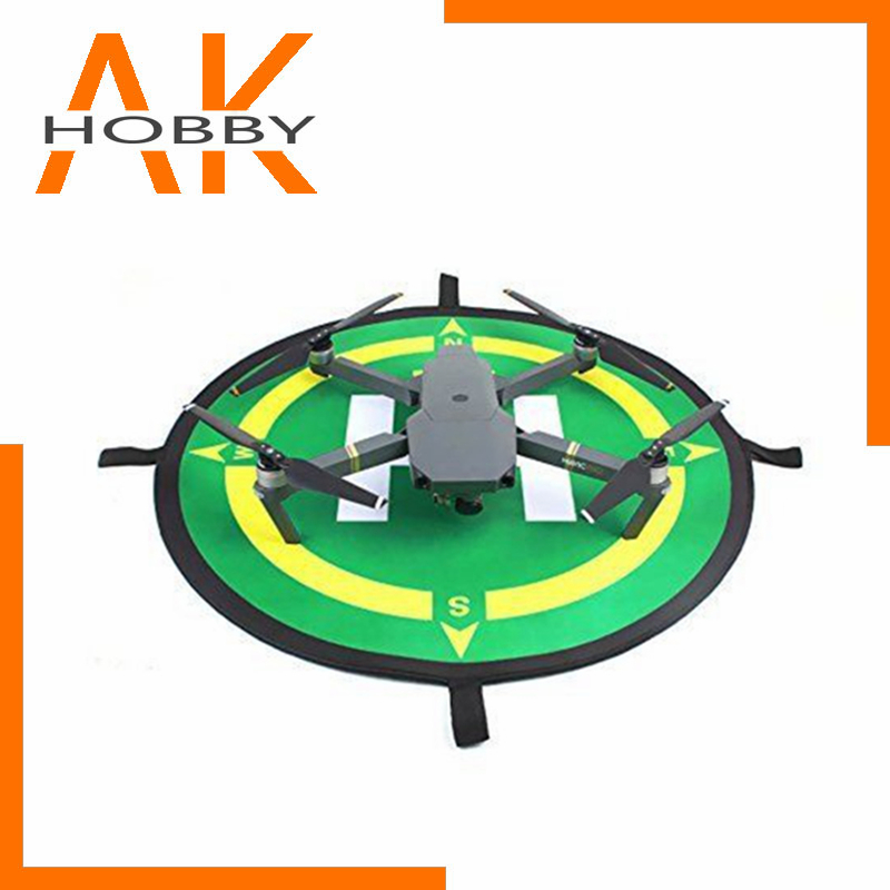 Sunnylife Portable Fast-fold Landing Pad Drone Parking Apron 50cm Take Off Landing Station For DJI Mavic 2 Mini Pro Air2Phantom4