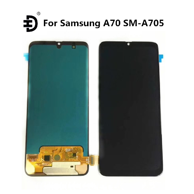 "6.7"" HD OLED LCD Display For Samsung Galaxy A70 A705 LCD Touch Digitizer For SAMSUNG A70 A705F SM-A705F LCD Screen Replacement"