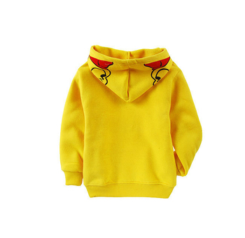Edward Bear Vigny Winnie Boys Girls casual Sweatshirt Kids Hoodies Long Sleeve Sweatshirt Children Clothes 5
