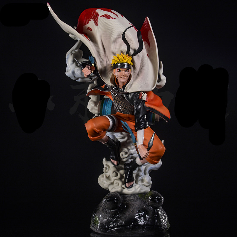 Xmas gift Naruto GK Toys Akatsuki Pain PVC Figure Luminous Ver