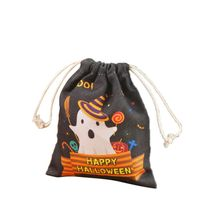 Cute Witches Candy Bag 6 Different Style Funny Halloween Gift Bags