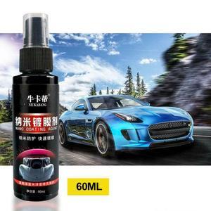 9H 60ml Car Anti-scratch Repair Nano Spray Type Crystal Plating Liquid Ceramic Coating Car Lacquer Paint Care Car Polish Coating
